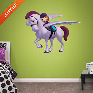 Sofia & Minimus Fathead Wall Decal